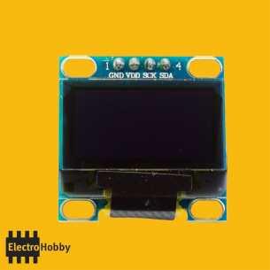 "OLED 128x64 Azul 0.96"""