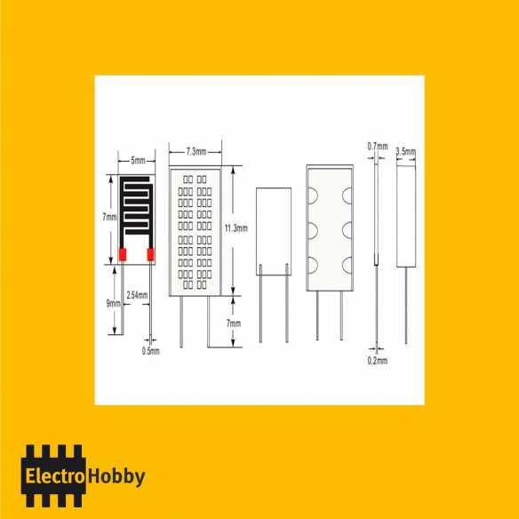 Sensor Temperatura y Humedad DHT11