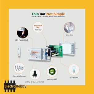 Rele Wifi-Internet Sonoff