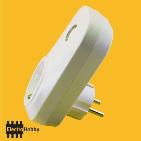 Enchufe Wifi-Internet Sonoff