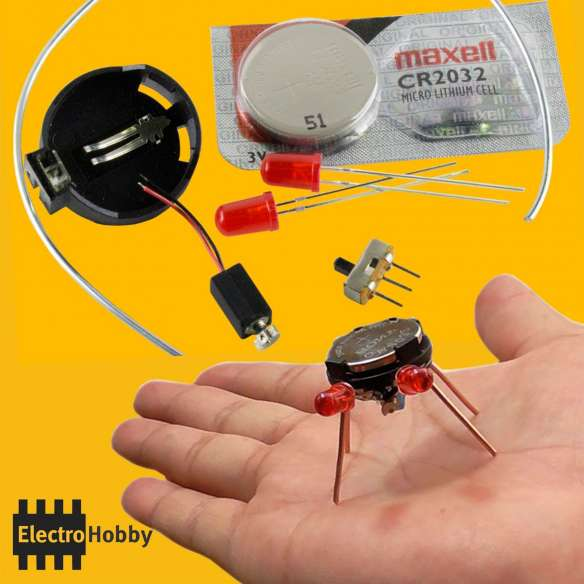 Kit Robot Mosquito