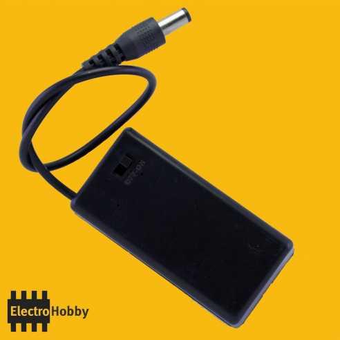 Battery Holder 9V