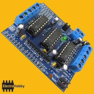 Motor Shield Arduino