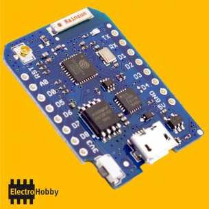 WEMOS D1 Mini Pro 16M