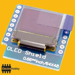 WEMOS Oled Shield