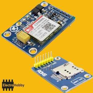 SIM800L GSM/GPRS