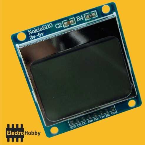 LCD NOKIA 5110