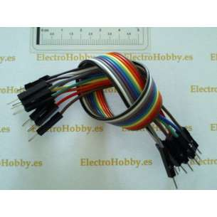 Cables M-M pin