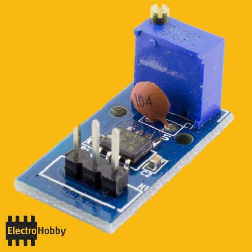 Modulo Generador NE555