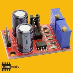 Modulo Generador NE555 Doble