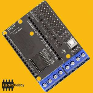 Motor Shield NodeMCU