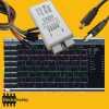 Analizador Logico USB 8C 24MHz