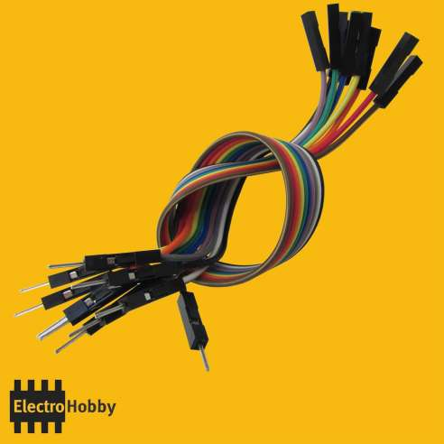 Cables M-H pin