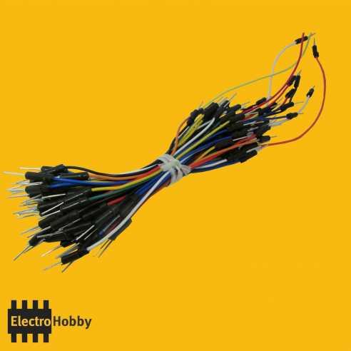 Juego 65 Cables