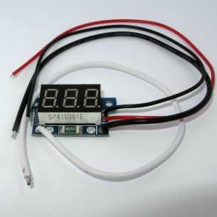 Amperimetro 0-10A