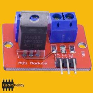 Modulo Mosfet IRF520