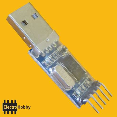 Conversor USB Serie TTL PL2303HX