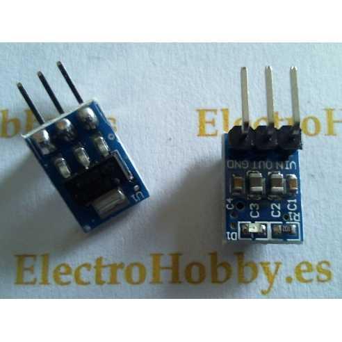 Convertidor 3,3V LDO AMS1117
