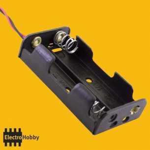 Portapilas 2x18650 Battery