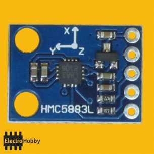 Brujula HMC5883L