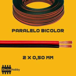 Paralelo bicolor 0,5mm