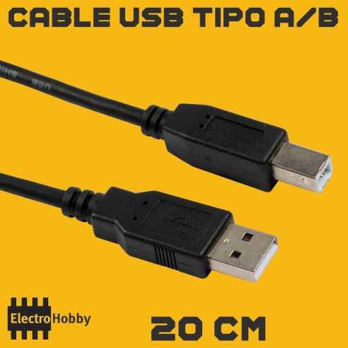 Cable USB Arduino 30cm