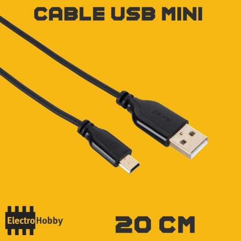 Cable Mini USB Nano 30cm