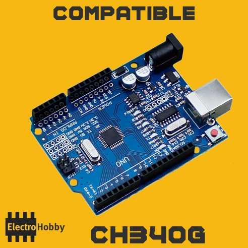 Compatible R3 CH340G