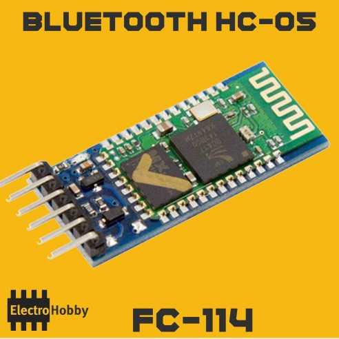 Bluetooth HC-05 FC-114