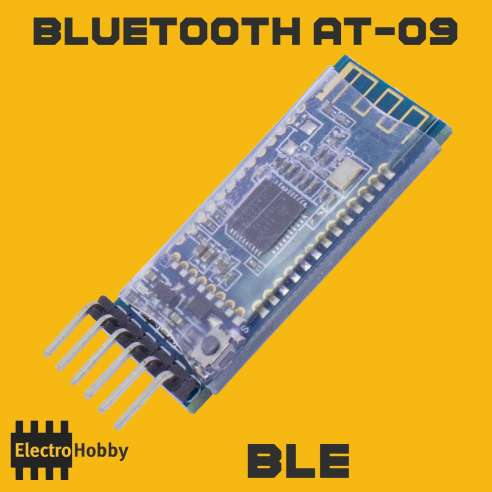 Bluetooth AT-09 BLE 4.0 CC2541