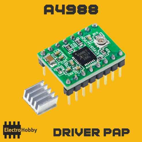A4988 Driver PAP