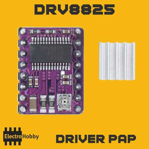 DRV8825 Driver PAP