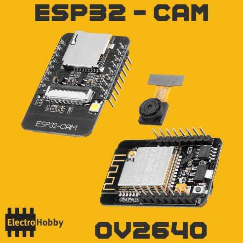 ESP32 CAM - OV2640