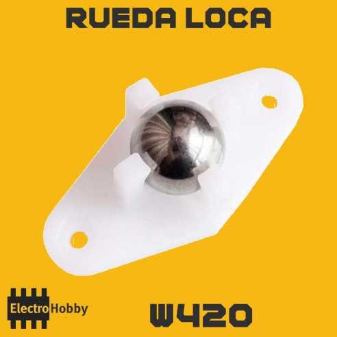 Rueda Loca W420