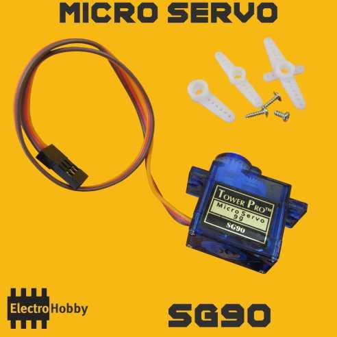 Micro Servo SG90