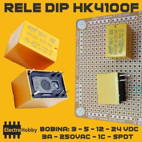 Rele DIP HK4100F