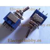 Interruptor basculante 2C-2P