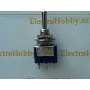 Interruptor basculante 1C-3P