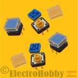 Pulsador Omron B3F-4055