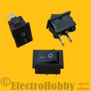Interruptor panel 3A 250Vac