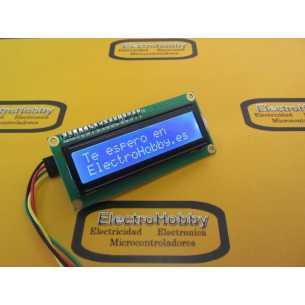 Modulo LCD - I2C