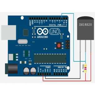 Sensor Temperatura DS18B20 WP