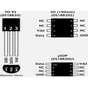 Sensor Temperatura DS18B20
