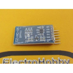 Transceptor Bluetooth HC-05 con base