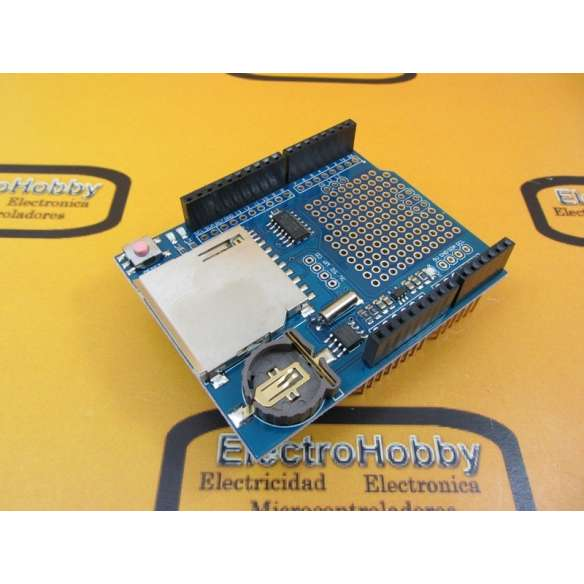 Shield DataLogger Arduino