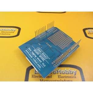 Shield DataLogger Arduino