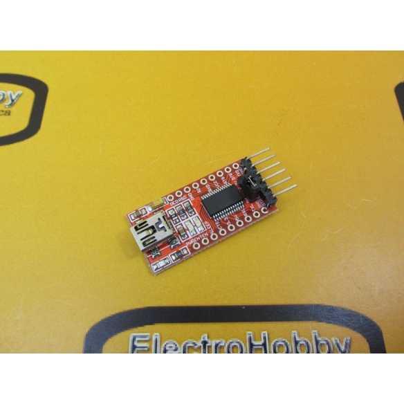 Conversor USB Serie TTL FT232RL