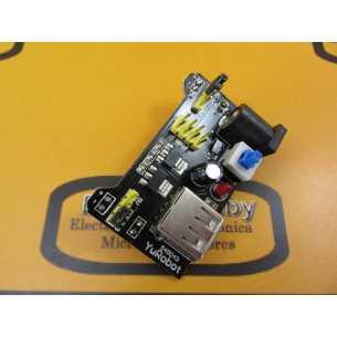 Modulo alimentacion Protoboard MB-102
