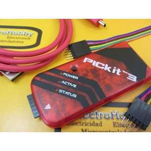 Programador PicKit 3