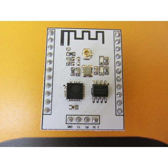 Transceptor WIFI ESP8266 I/O
